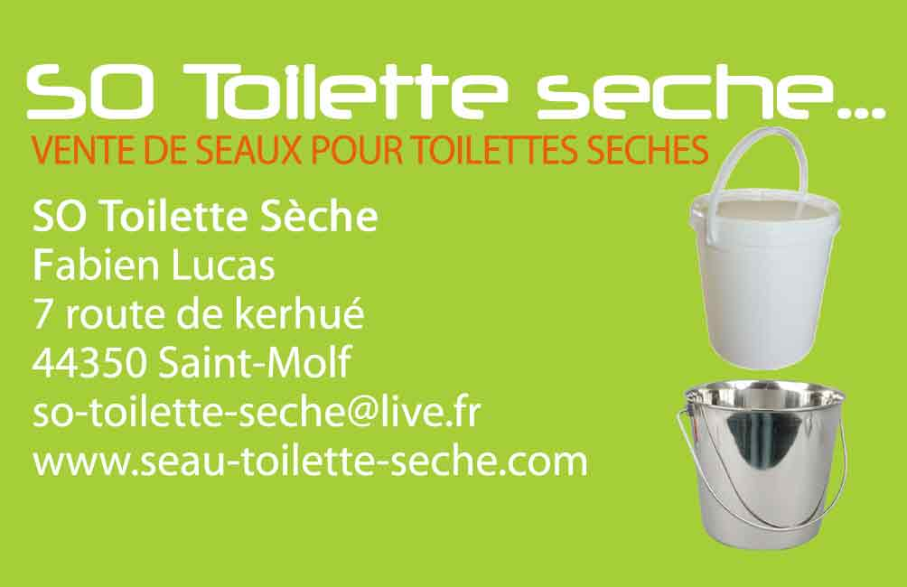 SO Toilette Seche