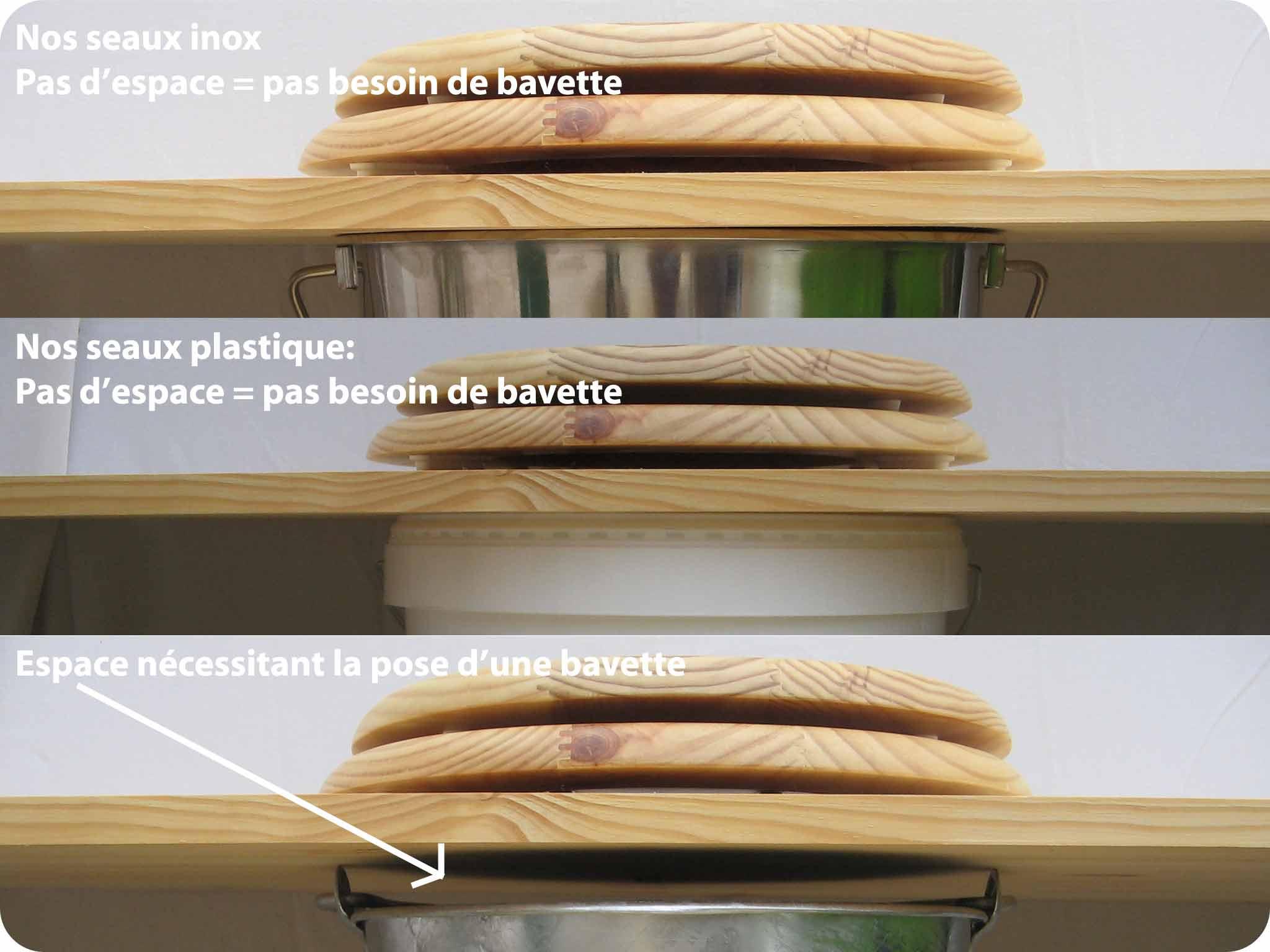 seau pour toilettes s ches seau toilette seche. Black Bedroom Furniture Sets. Home Design Ideas
