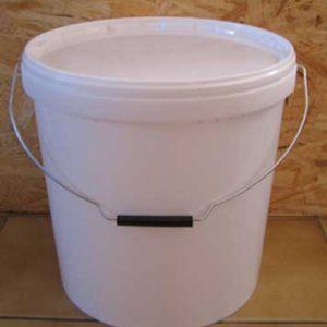 seau inox toilette s che 30 litres seau toilette seche. Black Bedroom Furniture Sets. Home Design Ideas