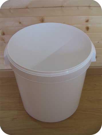 seau toilette sèche